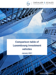 Alternative investments funds in Luxembourg