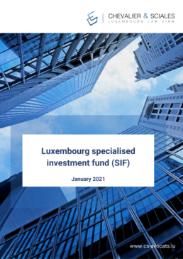 Luxembourg specialised investment fund (SIF)