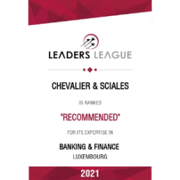 Leaders League best Luxembourg banking and finance attorneys