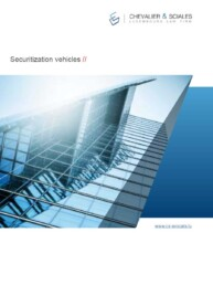securitisation vehicles in Luxembourg