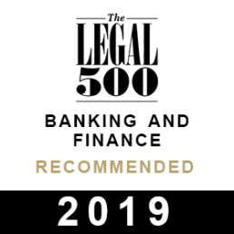 Best banking and finance law firm in Luxembourg Legal 500 Chevalier & Sciales