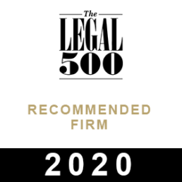 leading Luxembourg law firm Legal 500