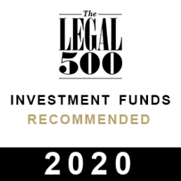 Legal 500 investment funds recommended 2020 Chevalier & Sciales Luxembourg law firm