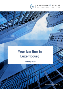 Law firm in Luxembourg